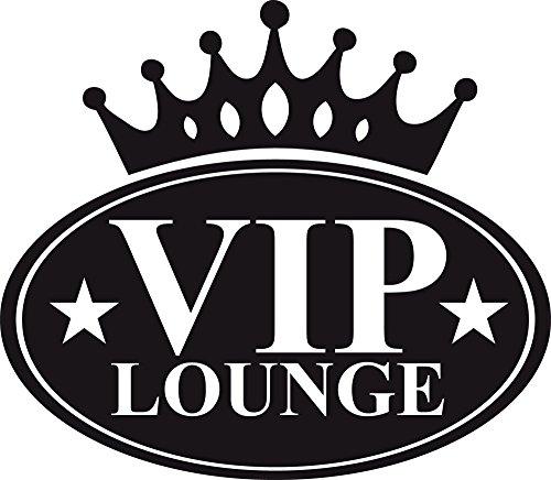 GRAZDesign Wanddeko Arztpraxis Eingang DielebFlur VIP Lounge - Wandaufkleber Wohnzimmer Sterne Spruch - Wandtattoo Motiv / 65x57cm / 720424_57_070