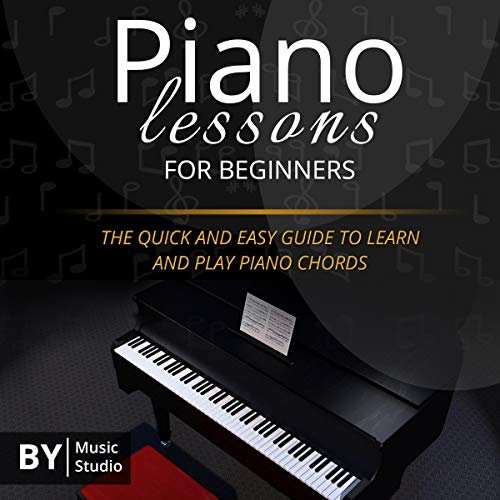 Couverture de Piano Lessons for Beginners
