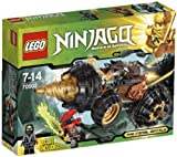 LEGO Ninjago – Playthemes – La perforadora de Cole – 70502