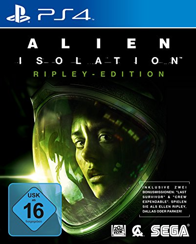 Alien: Isolation - Ripley Edition - [PlayStation 4]
