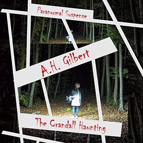 The Crandall Haunting audiobook cover art