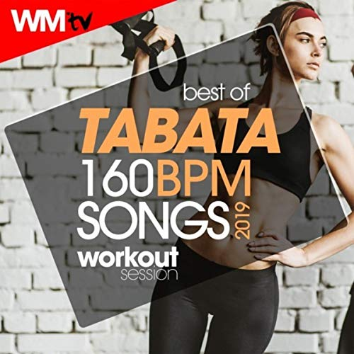 Best Of Tabata 160 Bpm Songs 2019 Workout Session (20 Sec. Work and 10 Sec. Rest Cycles With Vocal Cues / High Intensity Interval Training Compilation for Fitness & Workout)