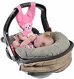 Baby Feeding Tool by Bebe Bottle Sling (Pink Kitty)