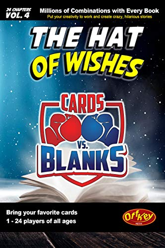 Cards vs. Blanks (Vol. 4) – The Hat of Wishes: A Hilarious Fill in the Blanks Story Game (English Edition)