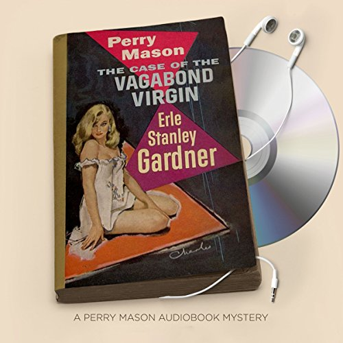 The Case of the Vagabond Virgin audiobook cover art
