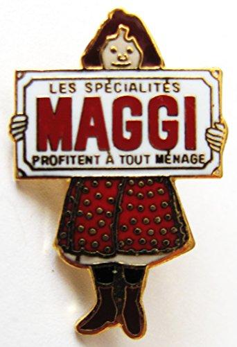 Preisvergleich Produktbild Maggi - Mädchen - Pin 28 x 19 mm