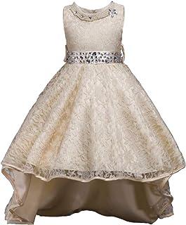 Speedeo 子供ドレス フィッシュテールドレス 結婚式 発表会 フォーマル 女の子 キッズ ワンピース