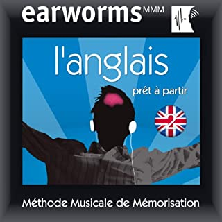 Couverture de Earworms MMM - l'Anglais: Prêt à Partir Vol. 2