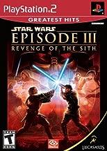 Star Wars Episode III Revenge of the Sith - PlayStation 2 (Renewed)