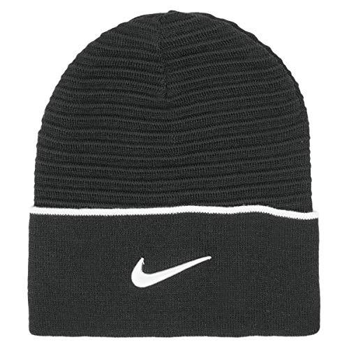 Nike Dry Beanie Cuffed Utility schwarz
