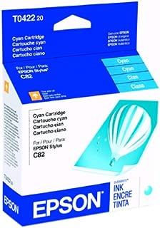 Epson T042220 Cyan Ink Cartridge for Epson Stylus CX5200/5400, C82/C82N, C82WN