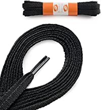 OrthoStep Flat Dress Shoelaces 2 Pair Pack - Made in the USA