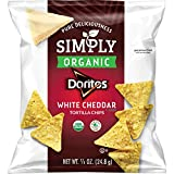 Simply Doritos White Cheddar, 0.875oz (36 Count)