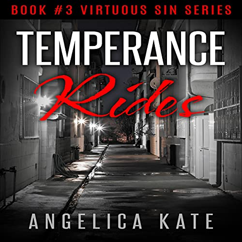 Temperance Rides Audiobook By Angelica Kate cover art