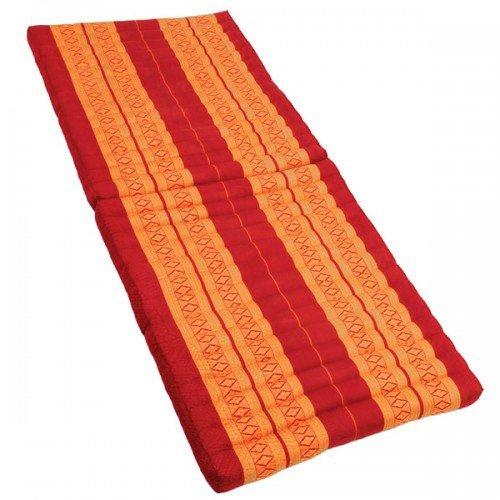 Thai triangular de colchón Yoga de ceiba cojín...