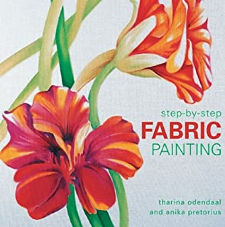 fabric painting step by step