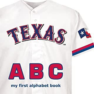 Texas Rangers ABC (My First Alphabet Books)