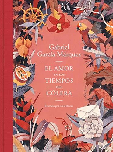 El amor en los tiempos del cólera (edición ilustrada) (Spanish Edition)