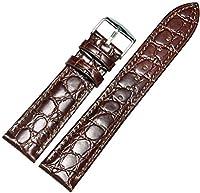腕時計ベルト ショパール ティソ オメガ ゲス 取付けタイプ 20mm 5Colors LB195-BR [並行輸入品]