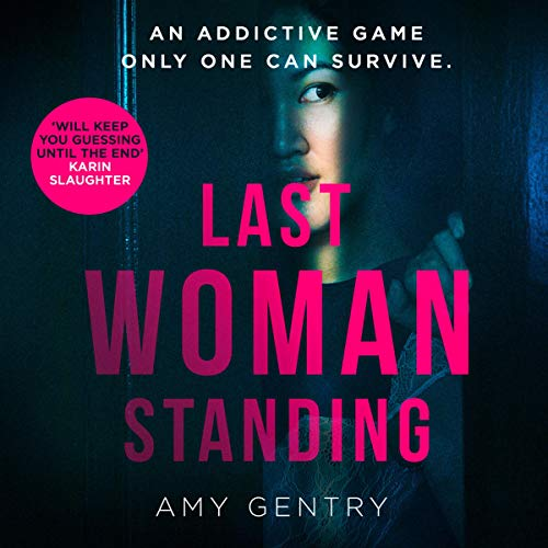 Last Woman Standing audiobook cover art