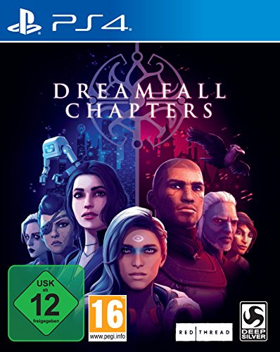 Dreamfall Chapters (PS4) [Import allemand]