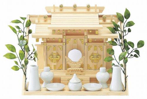 増田『壁掛神殿セット』