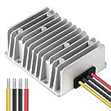 Cllena DC/DC 12V to 24V Boost Converter 20A 480W Step Up Voltage Regulator Module Car Power Supply Voltage Transformer (Input 10V-16V)