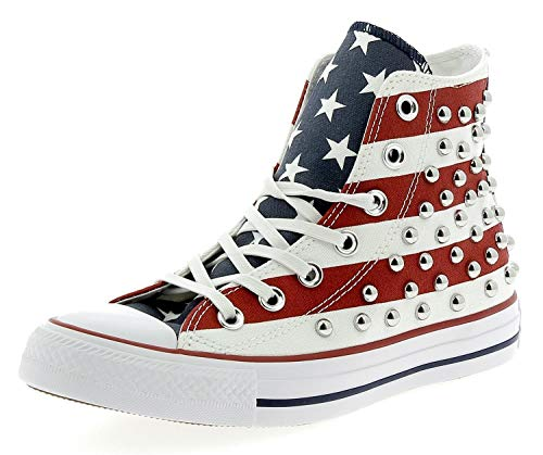 Converse Scarpa 160994C S81 White/Garnet/Athletic, n.37 MainApps