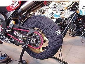 ZX-7R ZX-6R// 636 Couverture chauffante pneu Set 60-80 C noir pour Kawasaki ZX-10 R//RR
