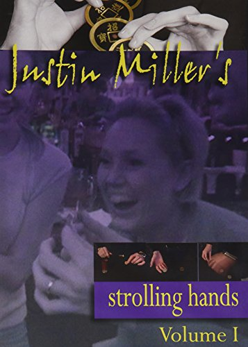 Murphy's Magic Strolling Hands Volume One by Justin Miller