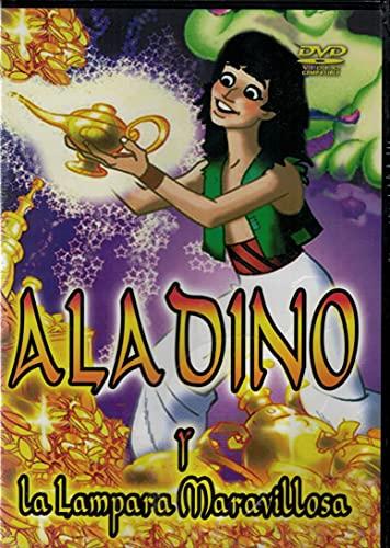 Aladino y la Lámpara Maravillosa DVD