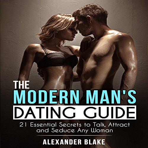 The Modern Man's Dating Guide audiobook cover art