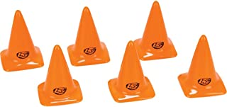 Losi Course/Track Cones, Orange 2.75 (6), LOSB1107