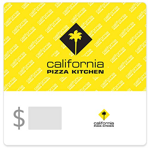 California Pizza Kitchen Gift Cards - E-mail Delivery