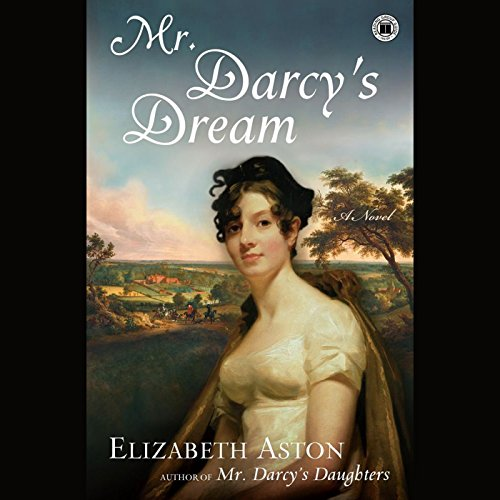 Mr. Darcy's Dream audiobook cover art