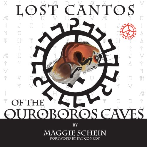 Page de couverture de Lost Cantos of the Orobouros Caves