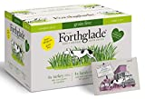 Forthglade Natural Grain Free Complete Wet Dog Food Meat Variety 395 g (Pack of 12)