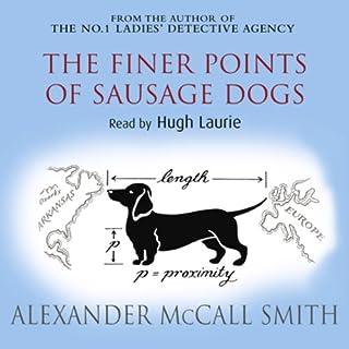 Couverture de The Finer Points of Sausage Dogs