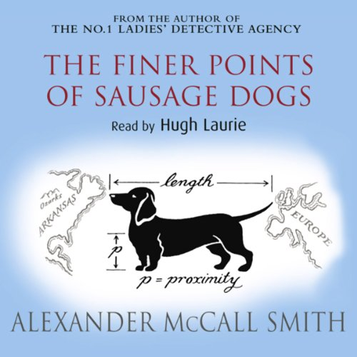 The Finer Points of Sausage Dogs audiobook cover art