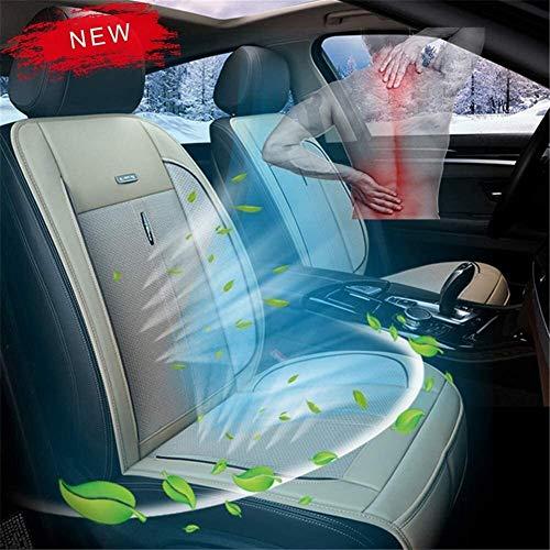 Cuatro estaciones de General Motors asiento Ventilado coches Cojín, masaje cojines for las sillas de asiento más fresco del masaje, Cojín de enfriamiento for el verano, masaje por vibración for conduc