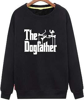 Men's Dog Dad Dog Lovers Novelty Cool Sweatshirt
