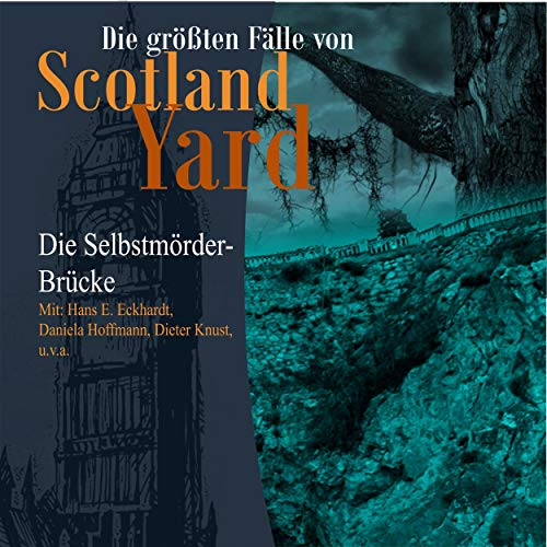 Page de couverture de Die Selbstmörder-Brücke