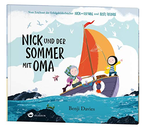 Nick und der Sommer mit Oma (Tapa dura)