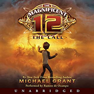 The Magnificent 12: The Call audiobook cover art