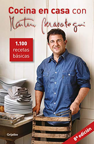 Cocina en casa con Martín Berasategui: 1100 recetas básicas (Cocina de autor)