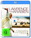 Bluray Klassiker Charts Platz 52: Lawrence von Arabien (2 Disc - Restored Version) [Blu-ray]