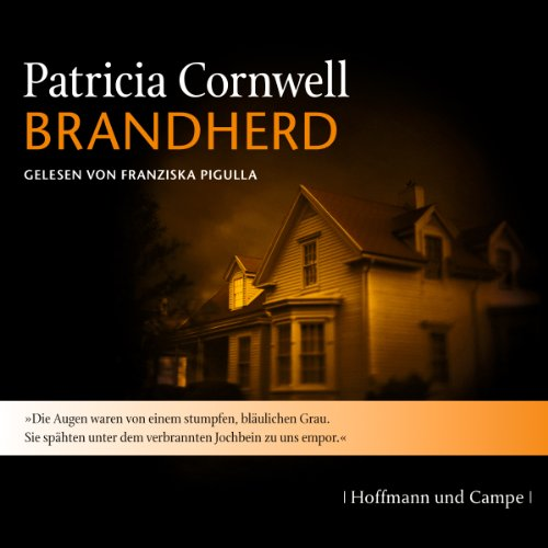 Brandherd audiobook cover art