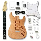 Best Guitar Kits - Bex Gears DIY Electric Guitar Kits for ST Review