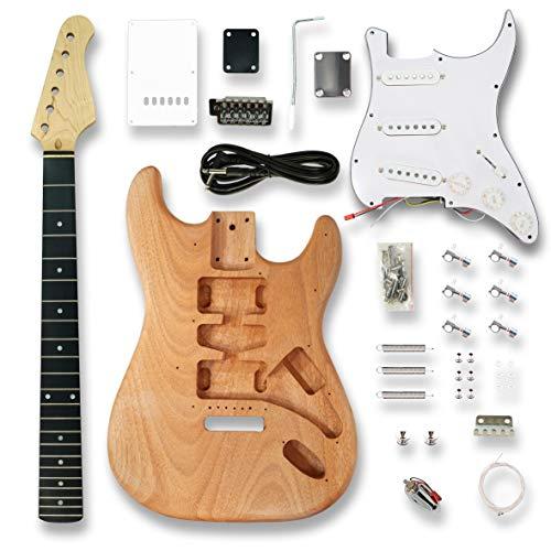 DIY ST Electric Guitar Kits