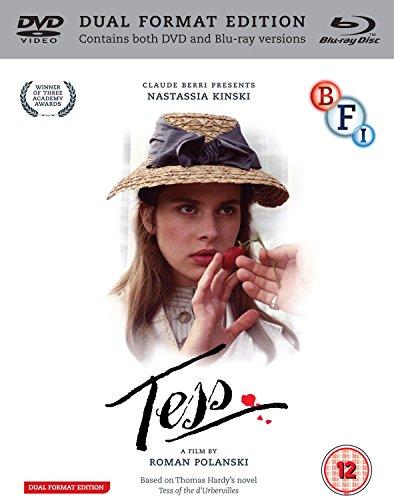 Tess (Blu-Ray+Dvd) [Edizione: Regno Unito]
